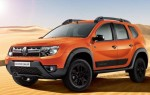 Скоро в продаже Renault Duster Dakar лимитированной версии
