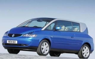 Renault Avantime: купе, хэтчбек или минивэн