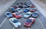 Самые продаваемые авто в России 2018