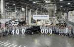 С московского конвейера сошел 400-тысячный по счету Duster