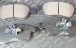 Как поменять передние тормозные колодки  Рено Дастер