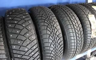 Выбираем зимние шины для Рено Дастер: практические советы