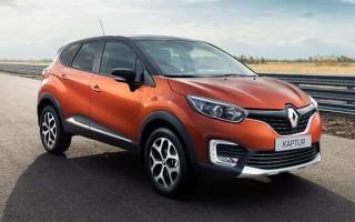 Renault Kaptur: возможности и технические характеристики