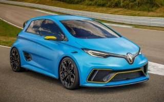 Renault ZOE: самый популярный электромобиль Европы