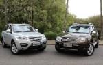 Какой из автомобилей лучше — Лифан x 60 или Рено Дастер