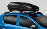 Увеличиваем багажное место: автобагажник на Рено Сандеро