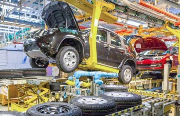 Автофрамос предприятие завод где выпускают Рено Дастер
