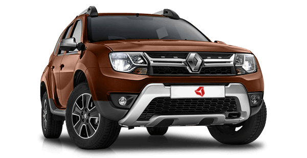 Duster DAKAR EDITION