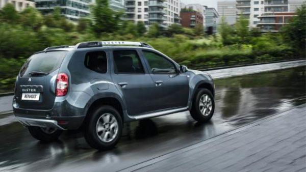 Экстерьер Renault