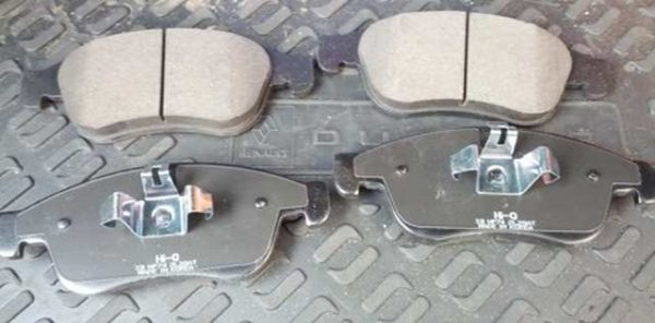 Тормозные колодки Renault Duster