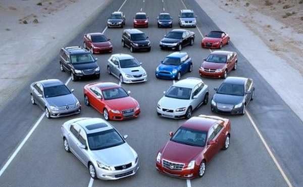 Популярные машины 2018