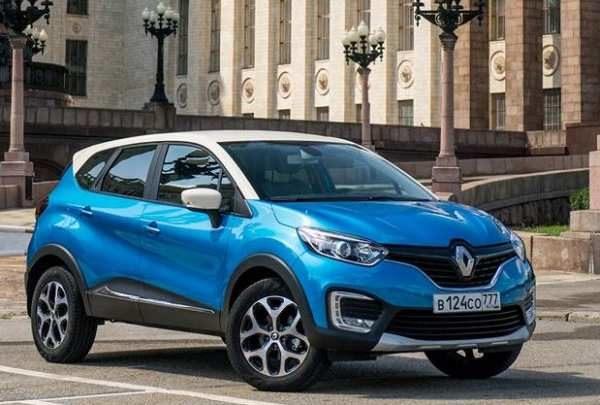 Renault Kaptur 2018