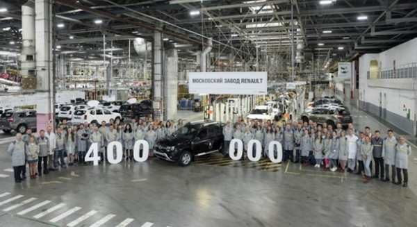 400000 Renault Duster