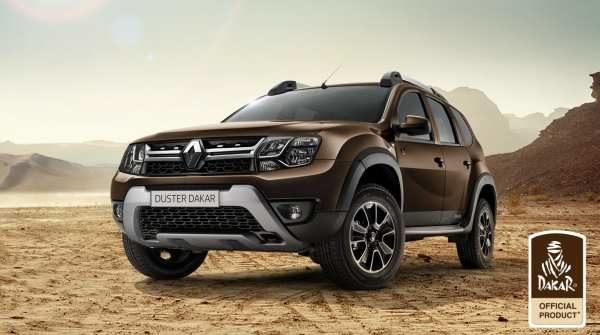Renault Duster Dakar Edition