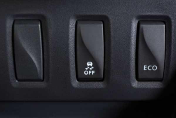 Режим ECO MODE Renault Duster