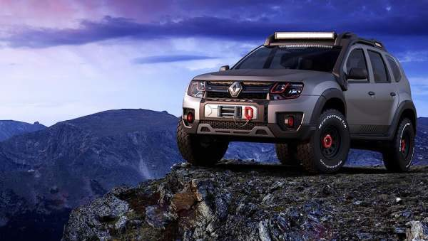 Duster extreme