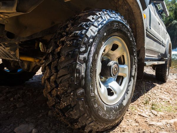 Bridgestone Mud Terrain Duster
