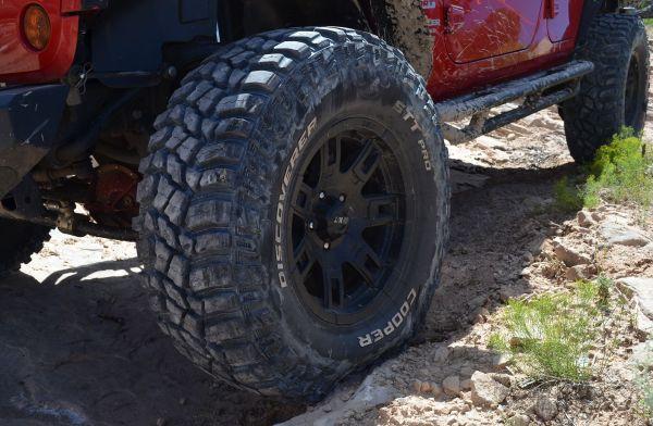Cooper Discoverer Mud Terrain Duster