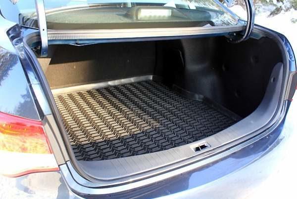 Багажник Almera