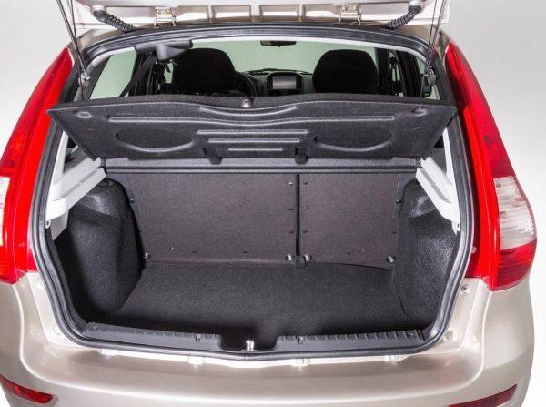 Lada Kalina багажник