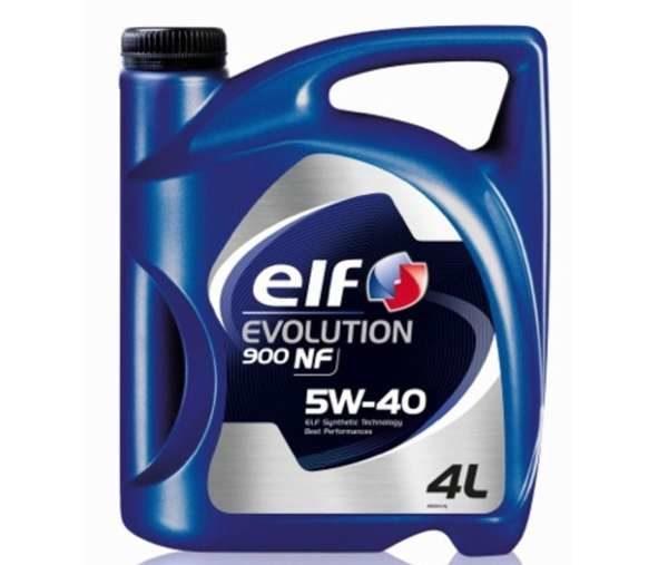 ELF Evolution 900 5W-40