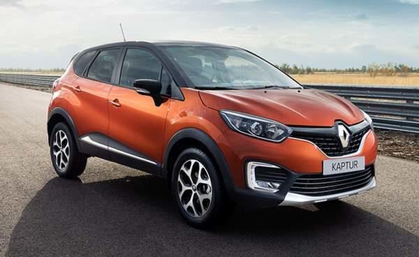 Renault Kaptur Style 2019