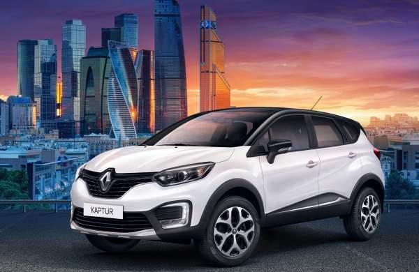 Renault Kaptur комплектации