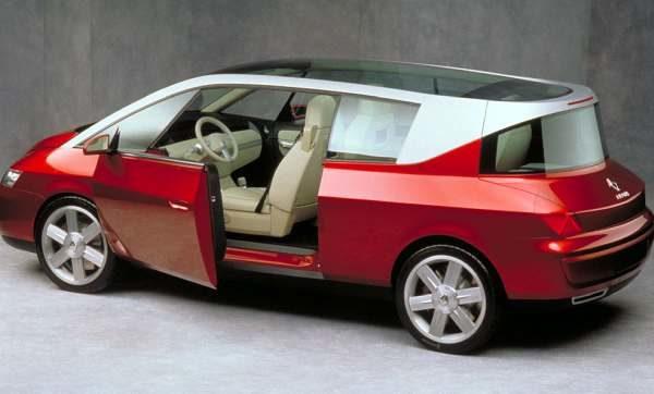 Renault-Avantime 2003