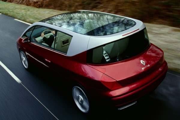 Renault avantime zoom